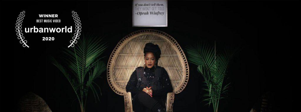 BEST MUSIC VIDEO – Rapsody Feat. Leikeli 47 Oprah